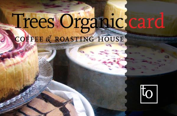 Trees Organic Roasting House gift card Christmas holiday present ideas Vancouver Richmond