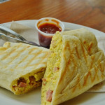 Breakfast Wrap - Trees Organic