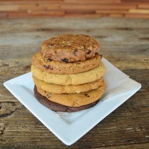 Cookies - Trees Organic Coffee & Roasting House - Vancouver