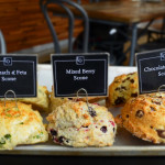 Fresh Baked Scones from Trees Organic
