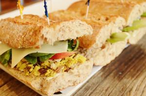Freshly Made Sandwiches - Trees Organic