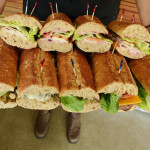 Freshly Made Sandwiches - Trees Organic