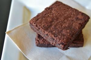 Gluten Free Fudge Brownie at Trees Organic