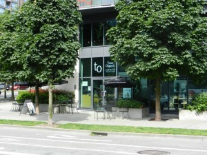 Trees Organic Coffee Yaletown Vancouver