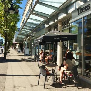 Trees Organic Coffeehouse - Kitsilano