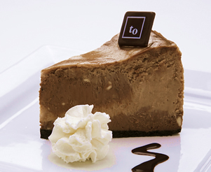 Chocoholic Cheesecake