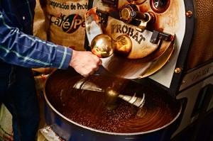 Roasting Trees Organic Coffee