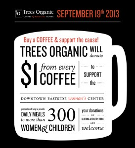 Trees Cafe's DEWC Fundraiser 2013