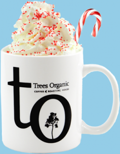 Peppermint Mocha from Trees Organic