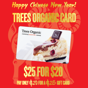 Chinese New Year at Trees Organic