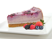 Verry Berry Cheesecake
