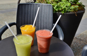 Real Fruit Smoothies from Trees Organic