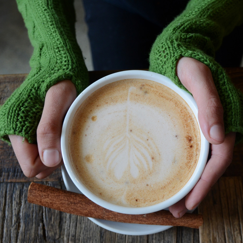 Seasonal Latte - Trees Organic