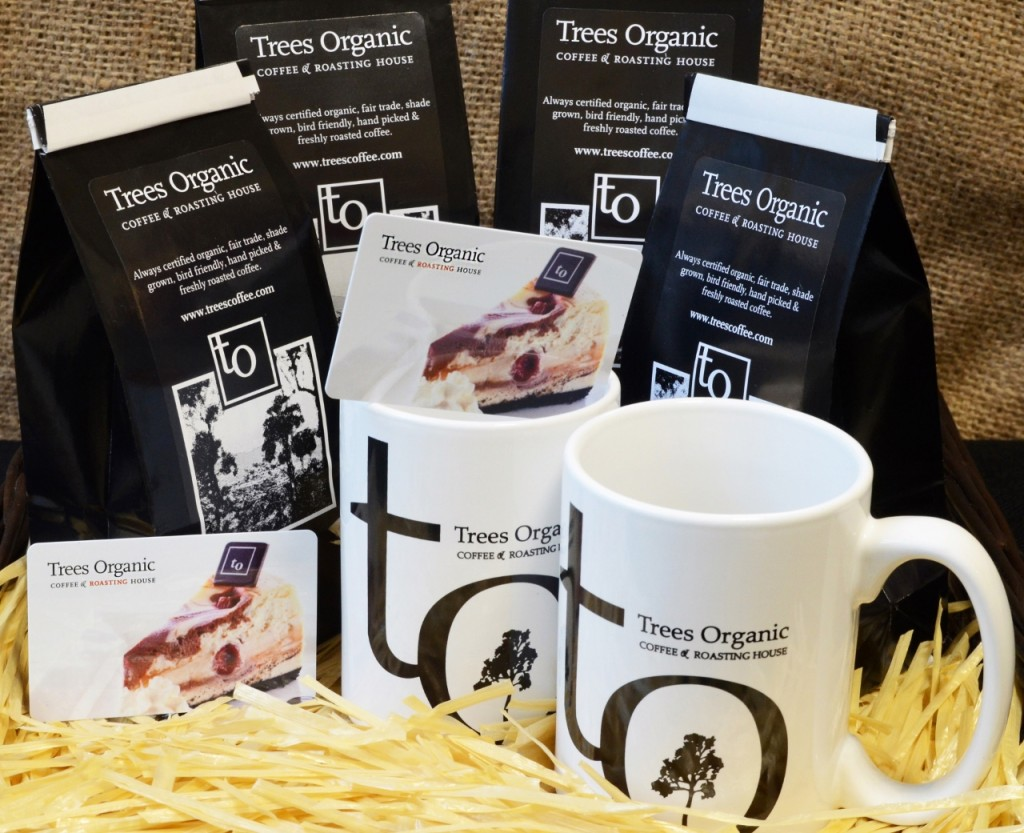 Trees Organic Coffee Prize Pack - November 2015