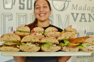 Sandwiches - Trees Organic