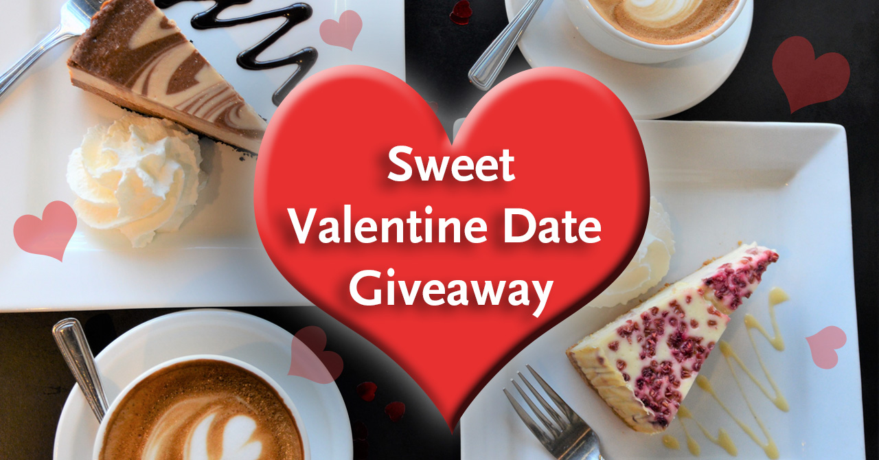 Sweet Valentine Date Giveaway