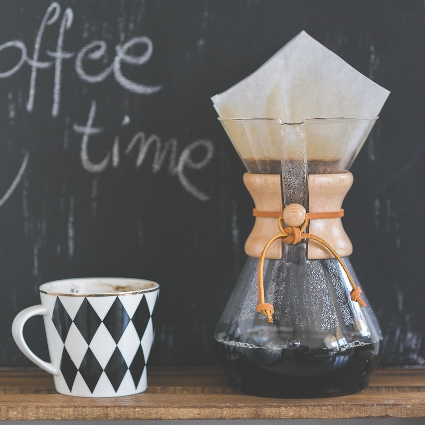 Chemex Coffee Brewing