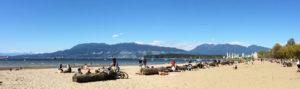 Vancouver Kitsilano Beach