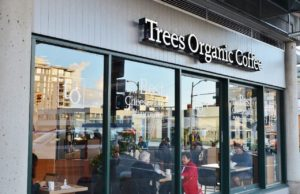 Trees Organic Coffee South Granville