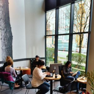 Coffee Shop - Yaletown - Trees Organic Coffee