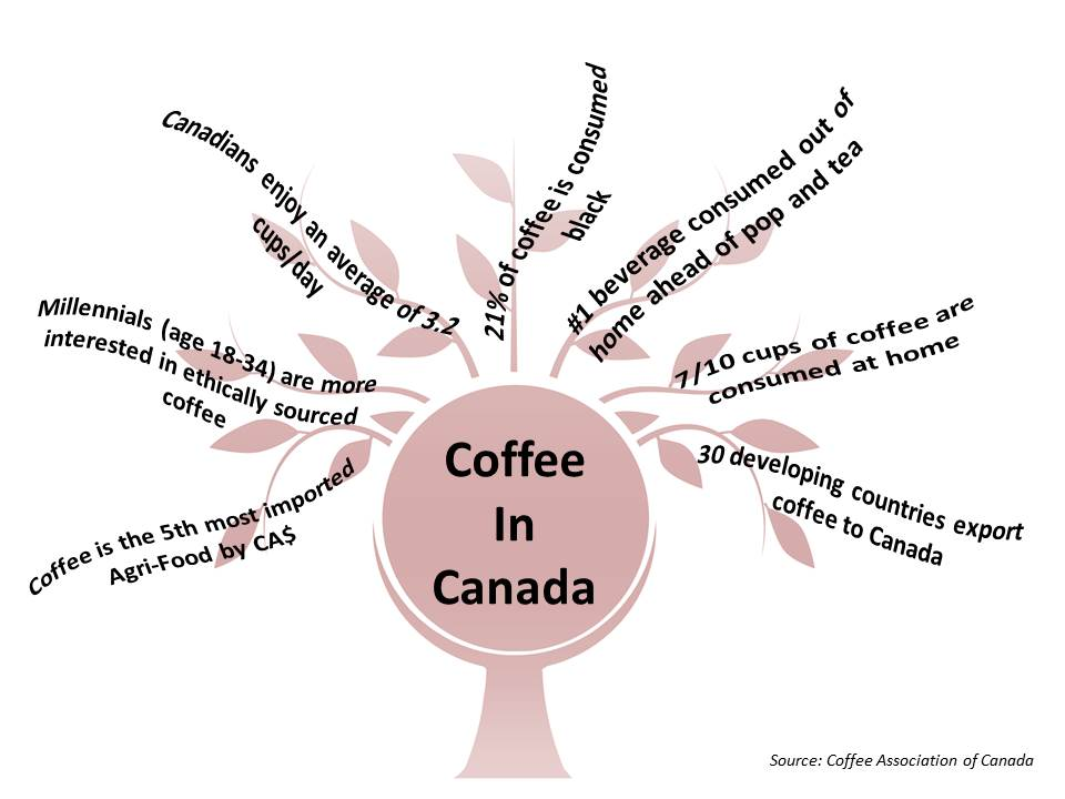 Coffee in Canada Facts by Trees Organic Coffee