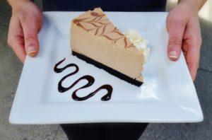 Mocha Cheesecake by Trees Organic Coffee
