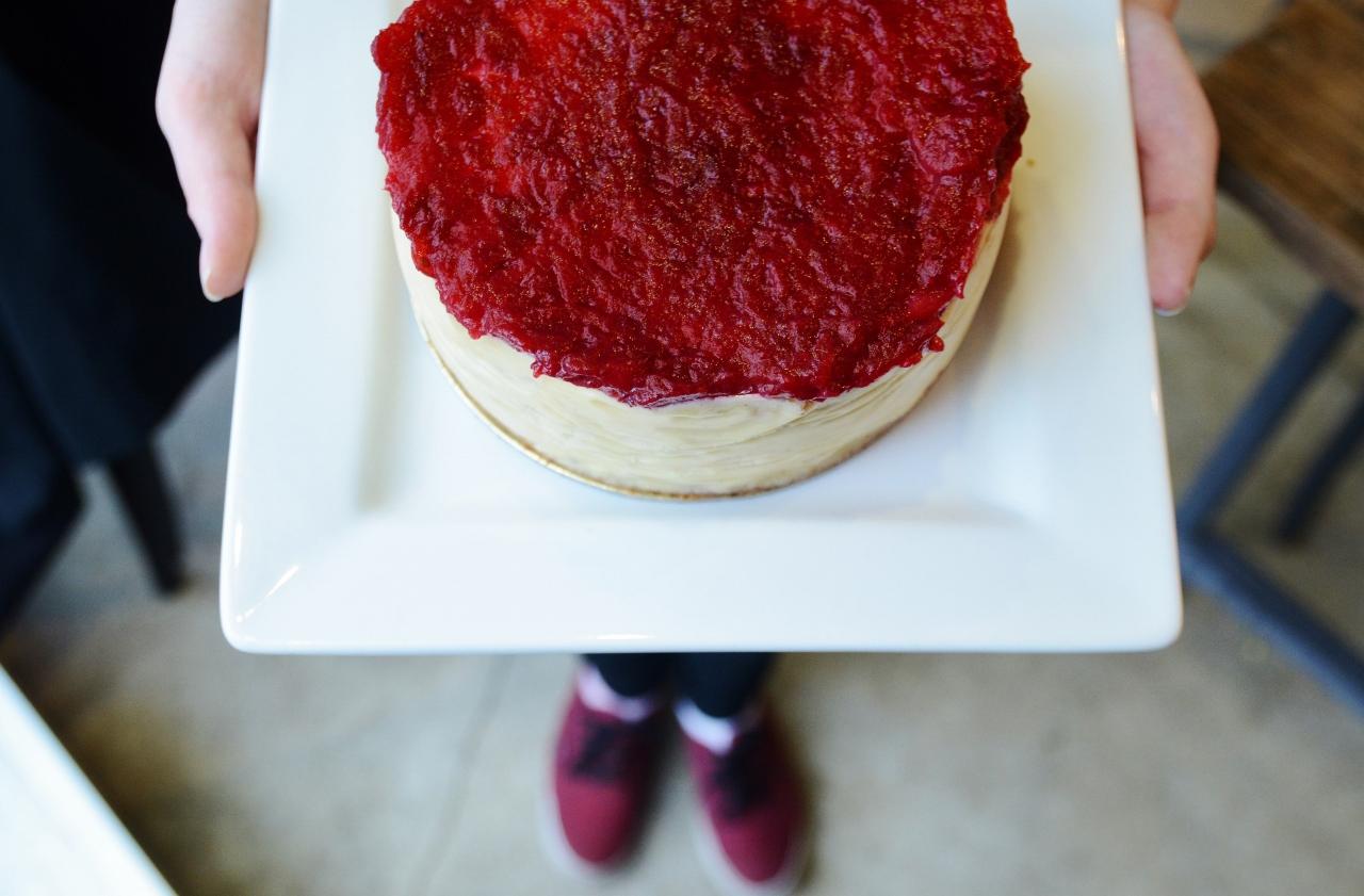 cranberry-orange-cheesecake-by-trees-organic-coffee