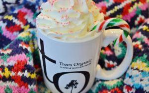 Peppermint Mocha by Trees Organic Coffee