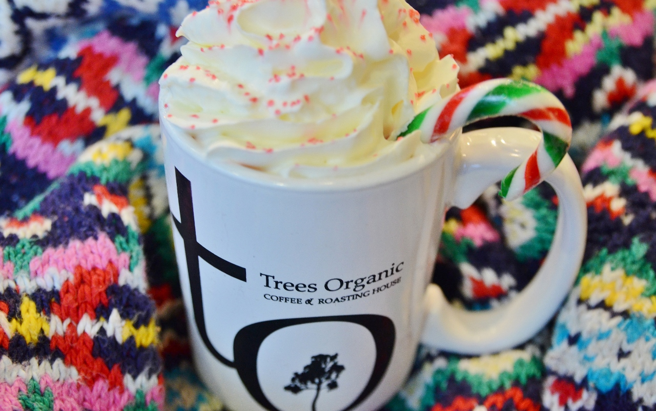 Peppermint Mocha by Trees Organic Coffee