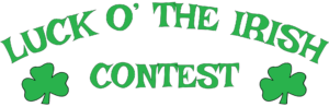 luck o' the irish contest
