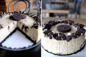 Oreo Cheesecake by Trees Organic Coffee