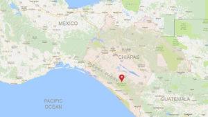 Chiapas Coffee Region in Mexico