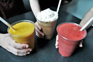 Summer Drinks - Trees Organic Coffee