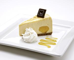 Mango Splash Cheesecake