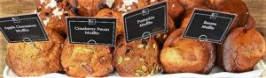 Muffins - Trees Organic Coffee