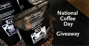 National Coffee Day 2017 - Trees Organic Coffee