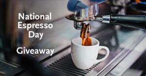 National Espresso Day - Trees Organic Coffee