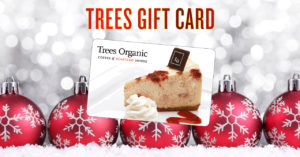 Trees Gift Card promo