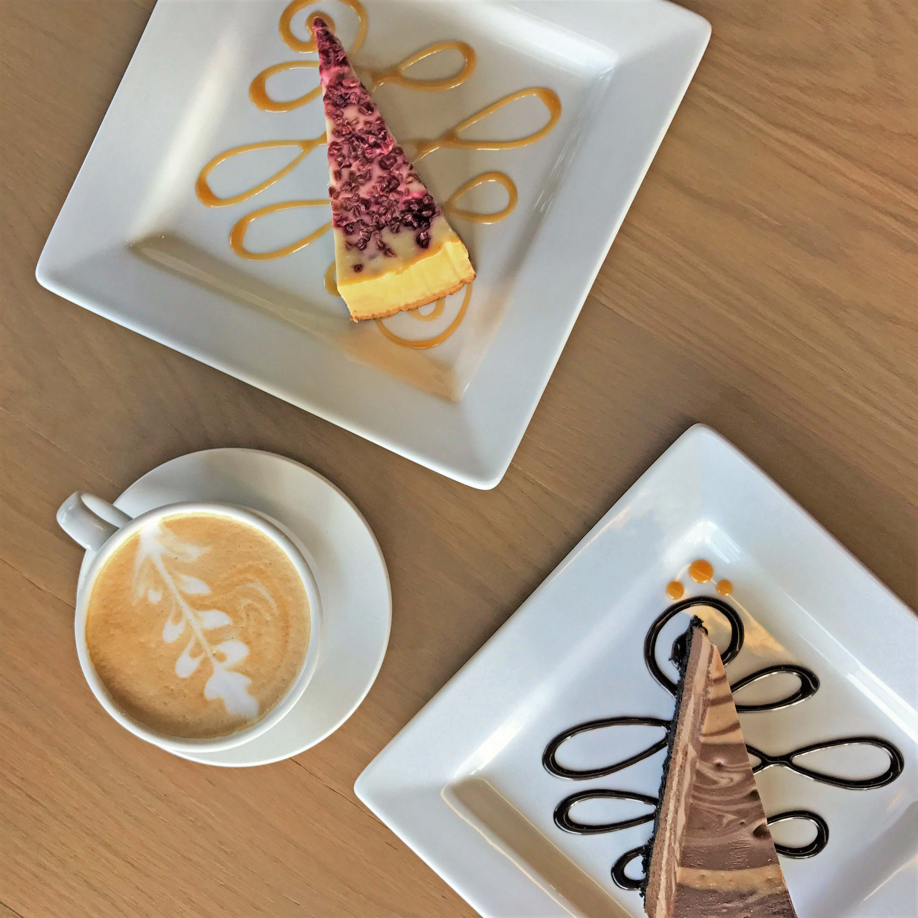 Vancouver's Best Cheesecake - Trees Organic Coffee