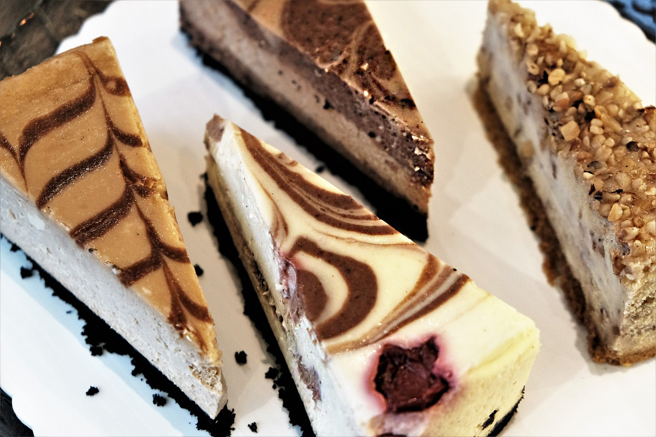Cheesecakes by Trees Organic Coffee
