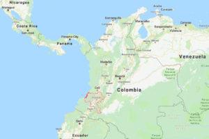 Cauca Region in Colombia - Google Maps