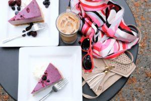 Verry Berry Cheesecake - Trees Organic Coffee