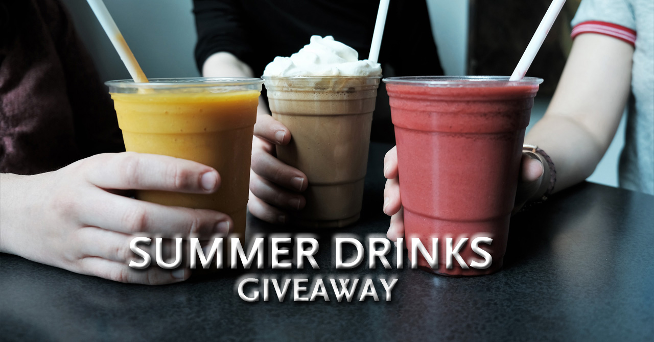 Summer Drinks Giveaway from Trees Organic Coffee