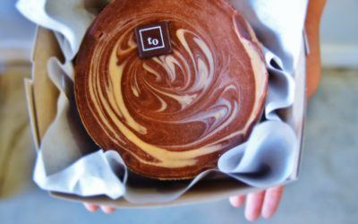 Chocoholic Cheesecake by Trees Organic Coffee