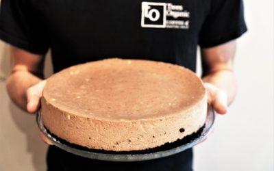Chocolate Orange Cheesecake by Trees Organic Coffee
