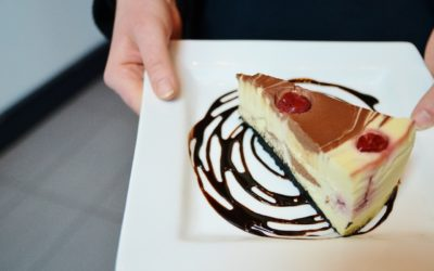 The Sin Cheesecake by Trees Organic Coffee